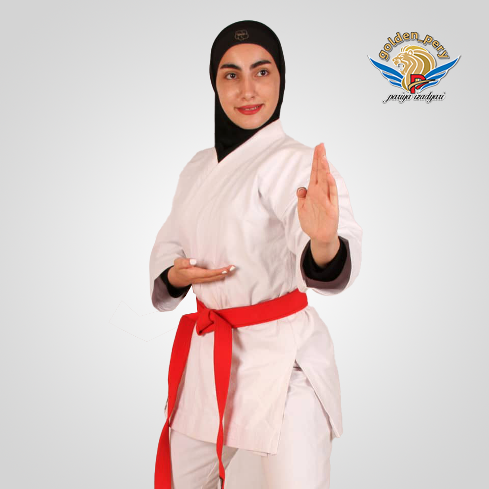 پریا ایزدیای ، Ezadiyari Pariya ، قشم ، کاراته ، مدال برنز در دومین دوره مسابقات جهانی کاتا مجازی WKT 2021